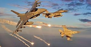 TSK'dan Kuzey Irak'a hava saldırı! inleri dağıtıldı