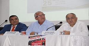 """""""Türk Futbolunda Altyapı Paneli"""" Şanlıurfa'da düzenlendi"""