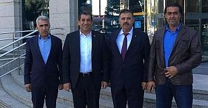 AK Parti Ceylanpınar adayını belirledi