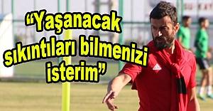 Ali Tandoğan'dan şok açıklama...