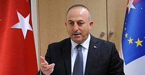 Bakan Çavuşoğlu Urfa'ya geliyor