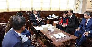 Bakan Fakıbaba'ya bilim şenliği daveti