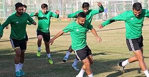 Lider Urfaspor hazırlıklara başladı