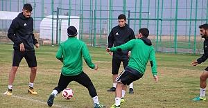Urfaspor, Bandırmaspor maçına hazır