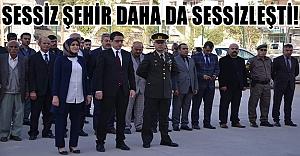Atatürk Halfeti'de anıldı