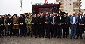 Hilvan'da, Mini Gençlik Merkezi Bilgi Evi'nin Açılışı Yapıldı