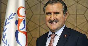 Spor Bakanı Urfa'ya geliyor