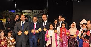 Suruç'ta İlk Kez Nar Festivali