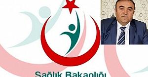 Urfa'ya yeni sağlık il müdürü atandı
