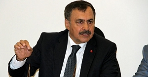 Bakan Eroğlu, Suruç için isyan etti!