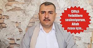 Sağlık Bakanı ve Fakıbaba'ya açık çağrı