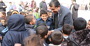 Başkan Atilla'dan öğrencilere mesaj