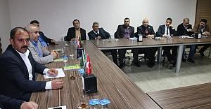 STK'lar Şanlıurfaspor için toplandı