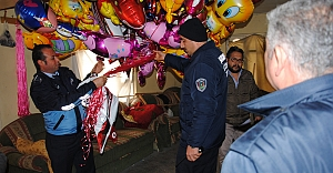 Urfa'da balonculara operasyon