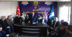 YENİ TEŞKİLATLA BİR ARAYA GELDİ...