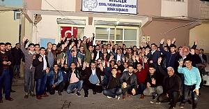Atici'lerden Başkan Atilla'ya Büyük Destek