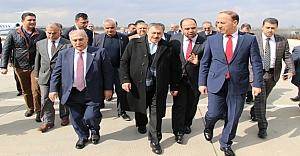 Bakan Eroğlu Urfa'da...