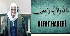 Hacı Mithat Badıllı Hayatını kaybetti