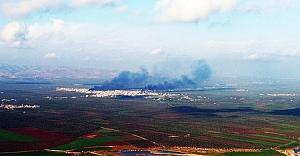 Türk Jetleri Halep yolunu bombaladı