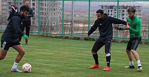 Urfaspor kritik maça hazırlanıyor