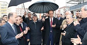 Viranşehir ilçesinde tarihi gün...