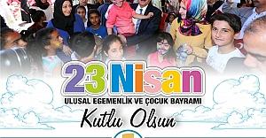 BAŞKAN DEMİRKOL'DAN 23 NİSAN MESAJI