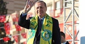 Cumhurbaşkanı Erdoğan, kurtuluşumuzu kutladı