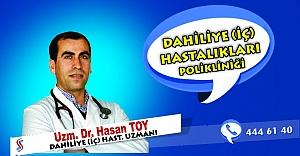 Doktor Hasan Toy uyardı! Bahar aylarına dikkat
