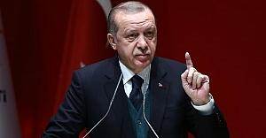 Erdoğan 3 bölgeyi uyardı!