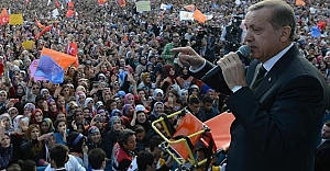Erdoğan'ın ilk seçim durağı belli oldu