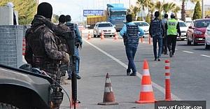 Flaş.. Urfa'da güvenlik alarmı