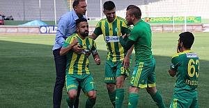 Şanlıurfaspor 1-1 Gümüşhanespor maç özeti...