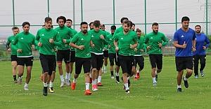 Urfaspor son deplasman maçına hazırlanıyor