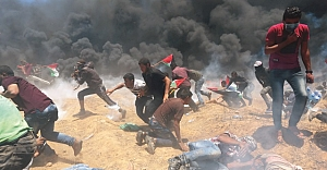 Filistin kan ağlıyor