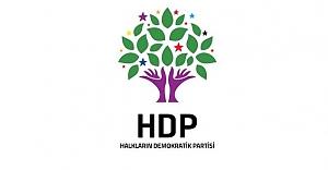 HDP Urfa sıralamasında Öcalan'ın öz yeğeni 1. sıra