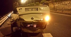 Şanlıurfa'da Otomobil Takla Attı: 4 Yaralı