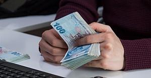 Vergi borçları acayip düşüyor!