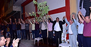 HDP'den Ak Partiye geçtiler...
