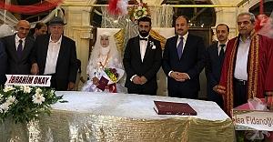 Karaca Ailesinin mutlu günü