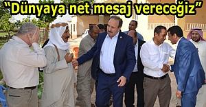 Milletvekili Özcan'dan iddialı açıklama...