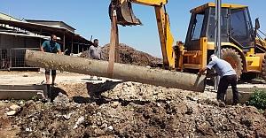 Urfa'da sulama birlikleri çalışmalarını sürdürüyor