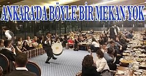 Urfa Sıra geceleri artık Gülizar farkıyla Ankara'da...