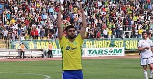 Yasin Ozan, 1. Lig'e gitti