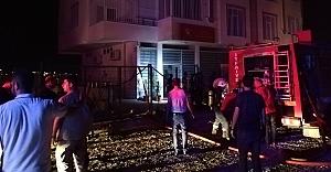 Urfa'da gece yarısı ikinci yangın şoku