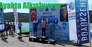 Bozova'lı sporcuların büyük başarısı