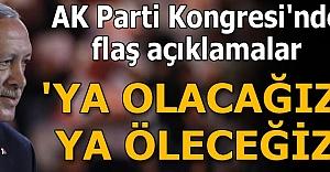 Erdoğan'dan çarpıcı açıklamalar...