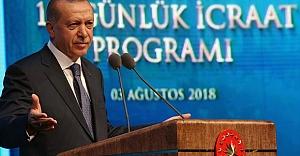 Erdoğan#039;dan Urfa#039;ya müjde...