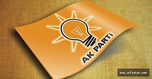 AK Parti Urfa Teşkilatında görev dağılımı yapıldı