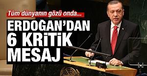 Başkan, BM'de konuşacak