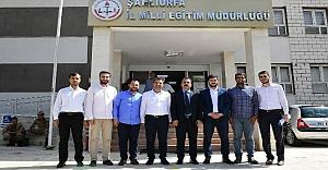 Büyükşehir ile Milli Eğitim arasında protokol imzalandı